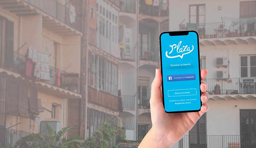 Plaza app